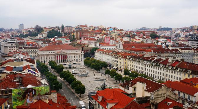 Лиссабон (Португалия). Lisbon (Portugal). 2014.