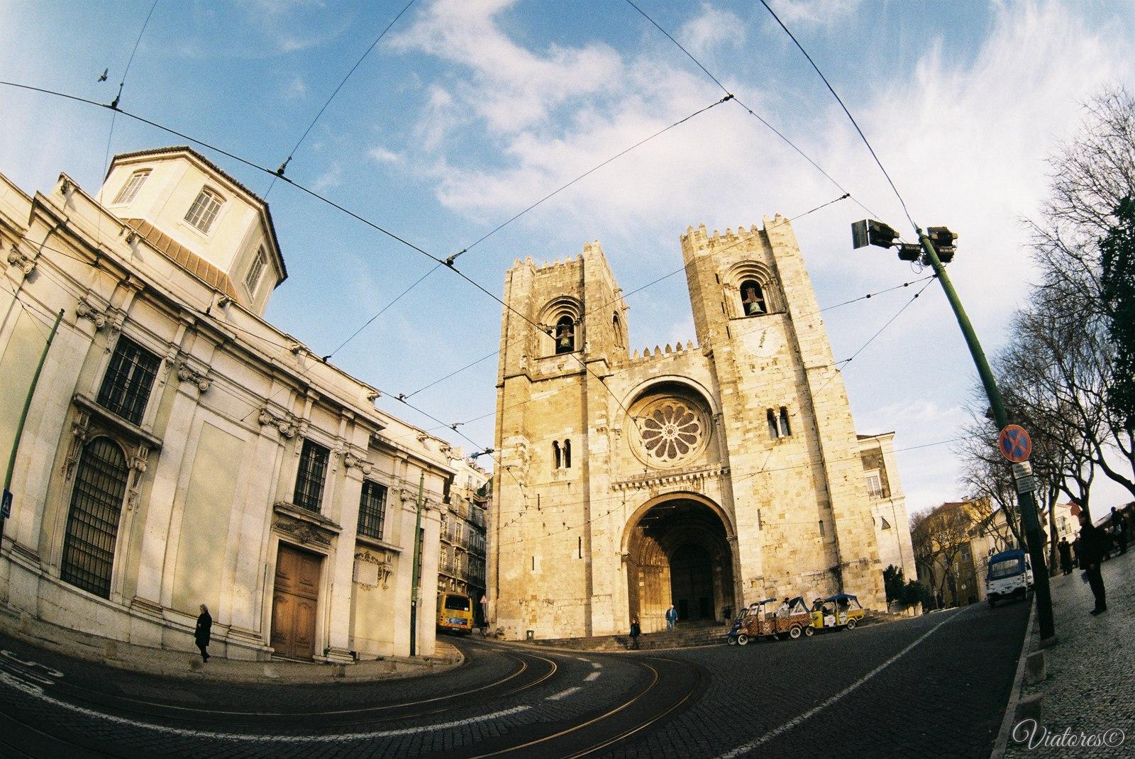 Se de Lisboa. Lisbon. Portugal