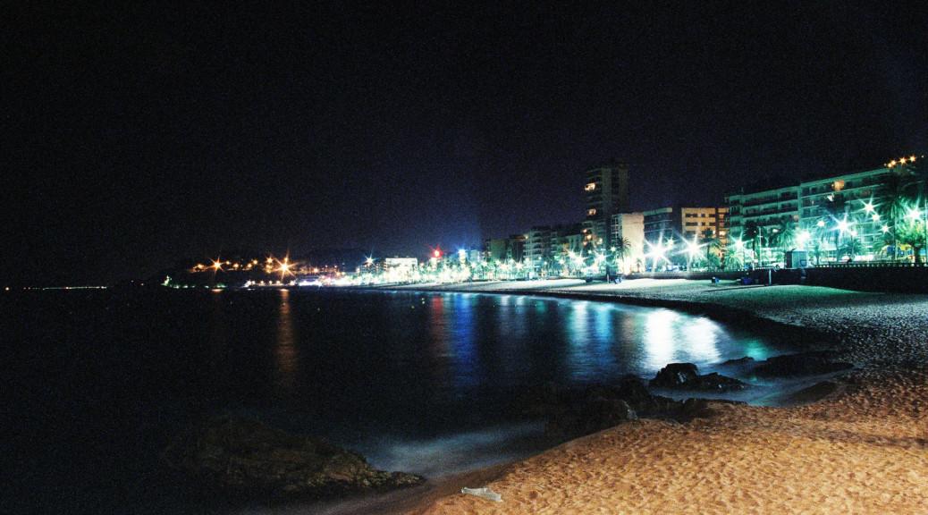 Lloret de Mar. Spain.