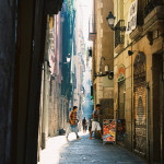 Barrio Gótico. Barcelona. Spain