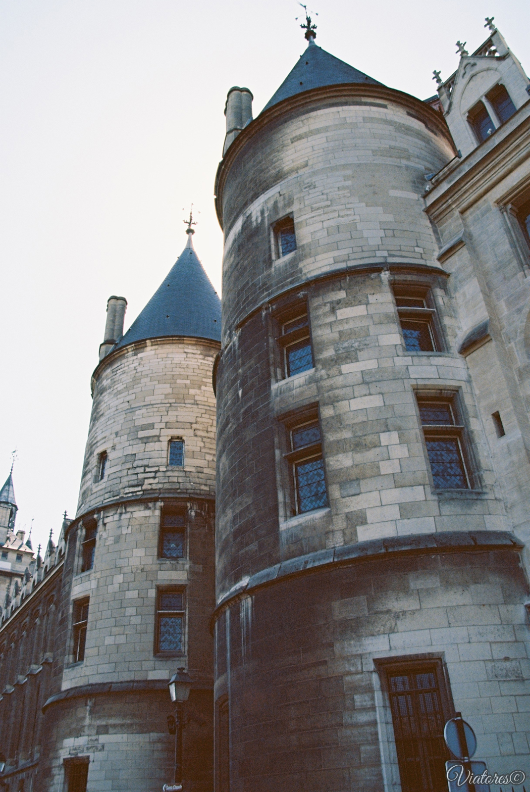 La Conciergerie. Paris. France
