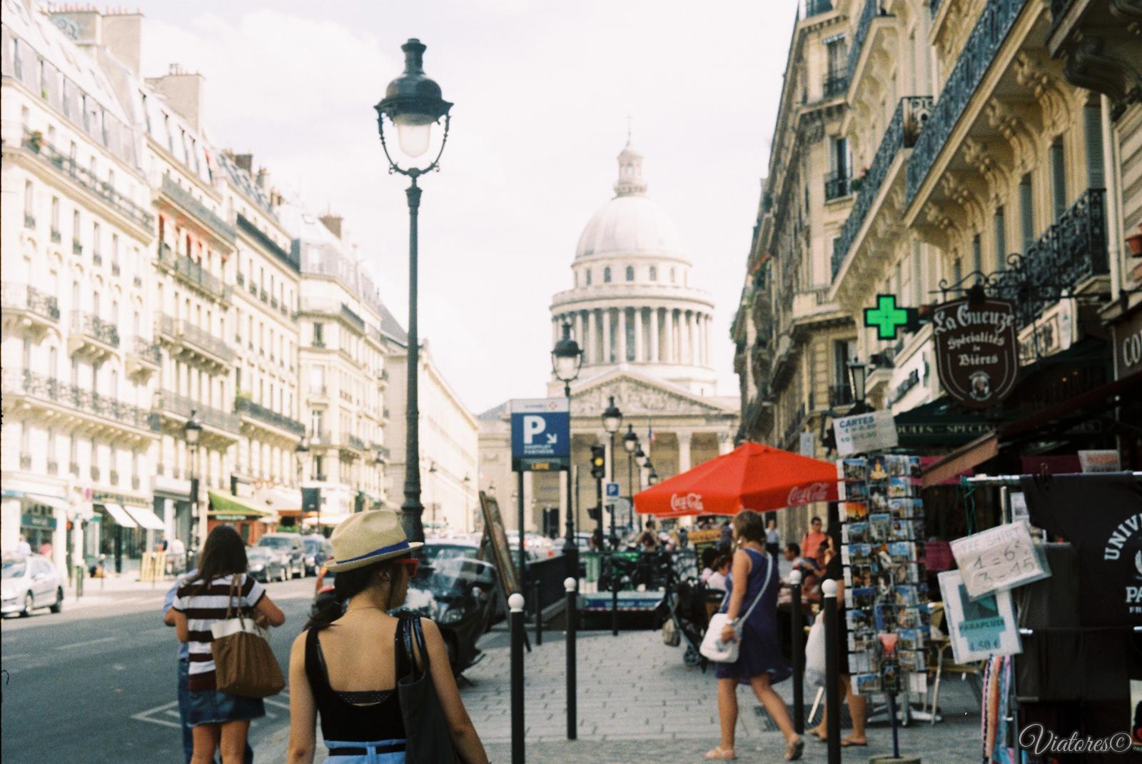 Panteon. Paris. France