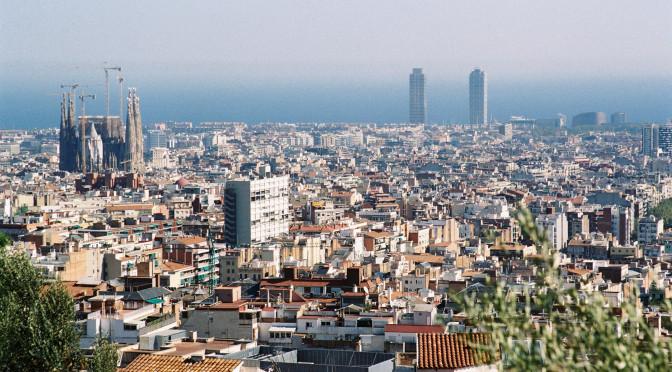 Барселона (Испания). Barcelona (Spain).2011