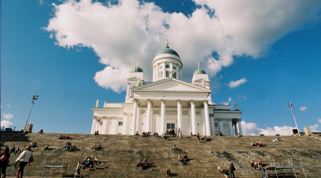 Helsingin tuomiokirkko. Helsinki. Finland
