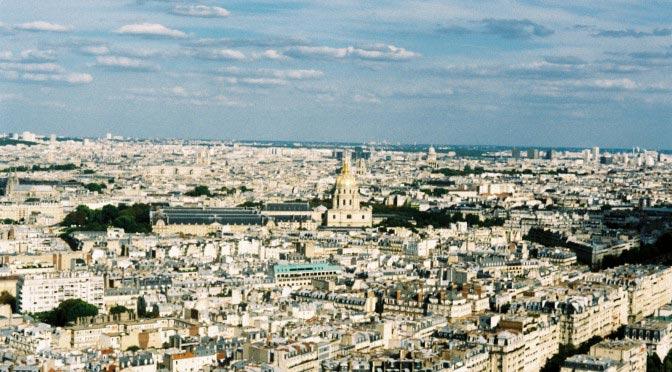 Куда, как, зачем — едем в Париж!