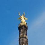 Siegessаule. Berlin. Germany