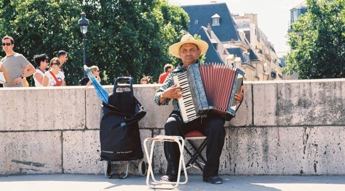 Пять дней в Париже или Заметки путешественника
