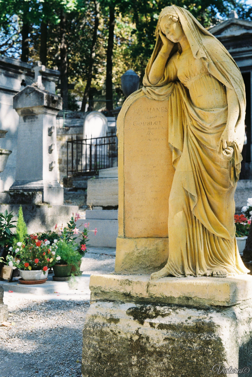 Père Lachaise. Paris. France