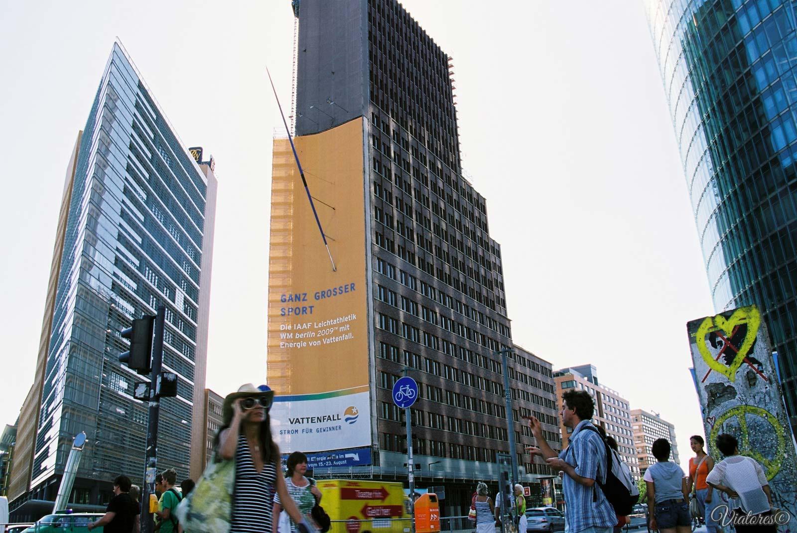 Potsdamer Platz. Berlin Germany