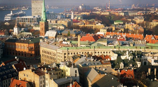 Рига (Латвия). Riga (Latvia). 2011