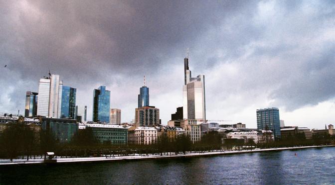 Франкфурт на Майне (Германия). Frankfurt am Main (Germany). 2010
