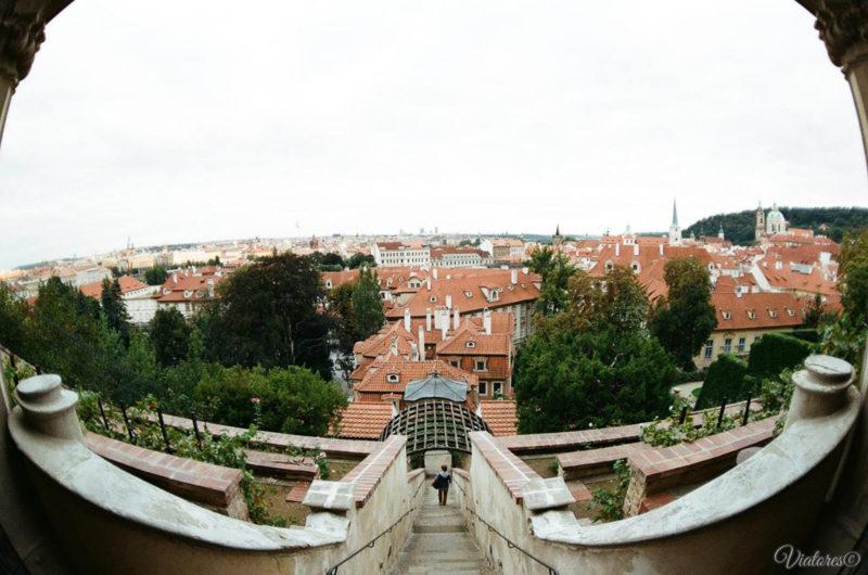 Praha Hlavní Nádraží. Prague. Czech Republic.