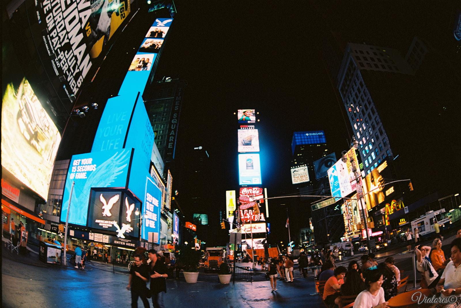 Times Square. New York. USA