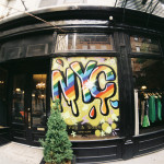 NYC Graffity. New York. USA