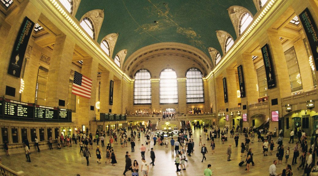 Central Station. New York. USA