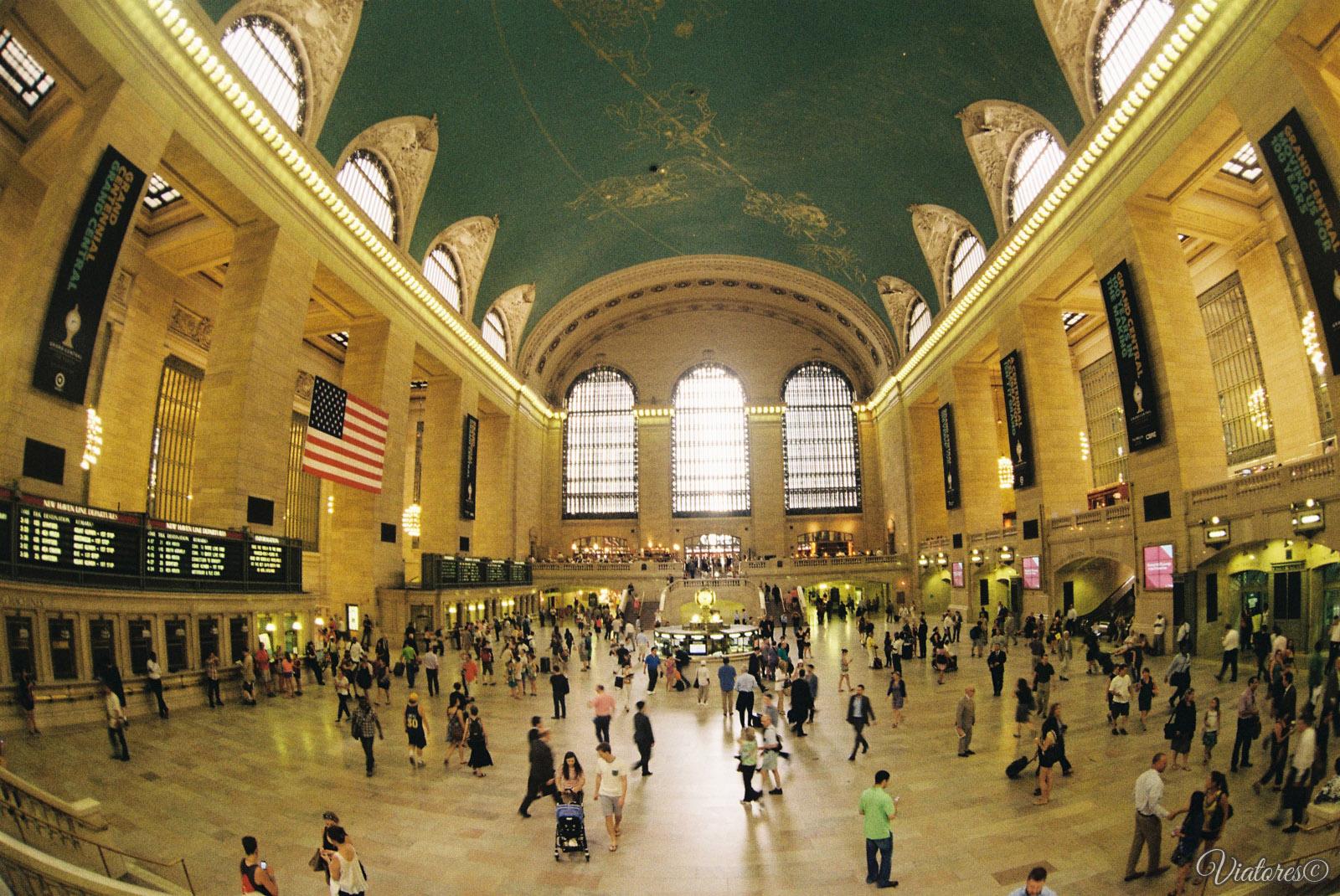 Central Station. New York. USA