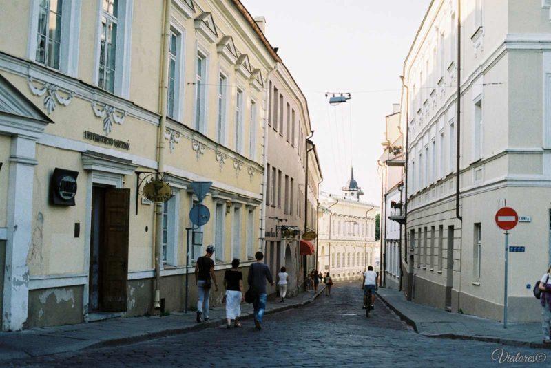 Gedimino pilies bokštas. Vilnius. Lithuania