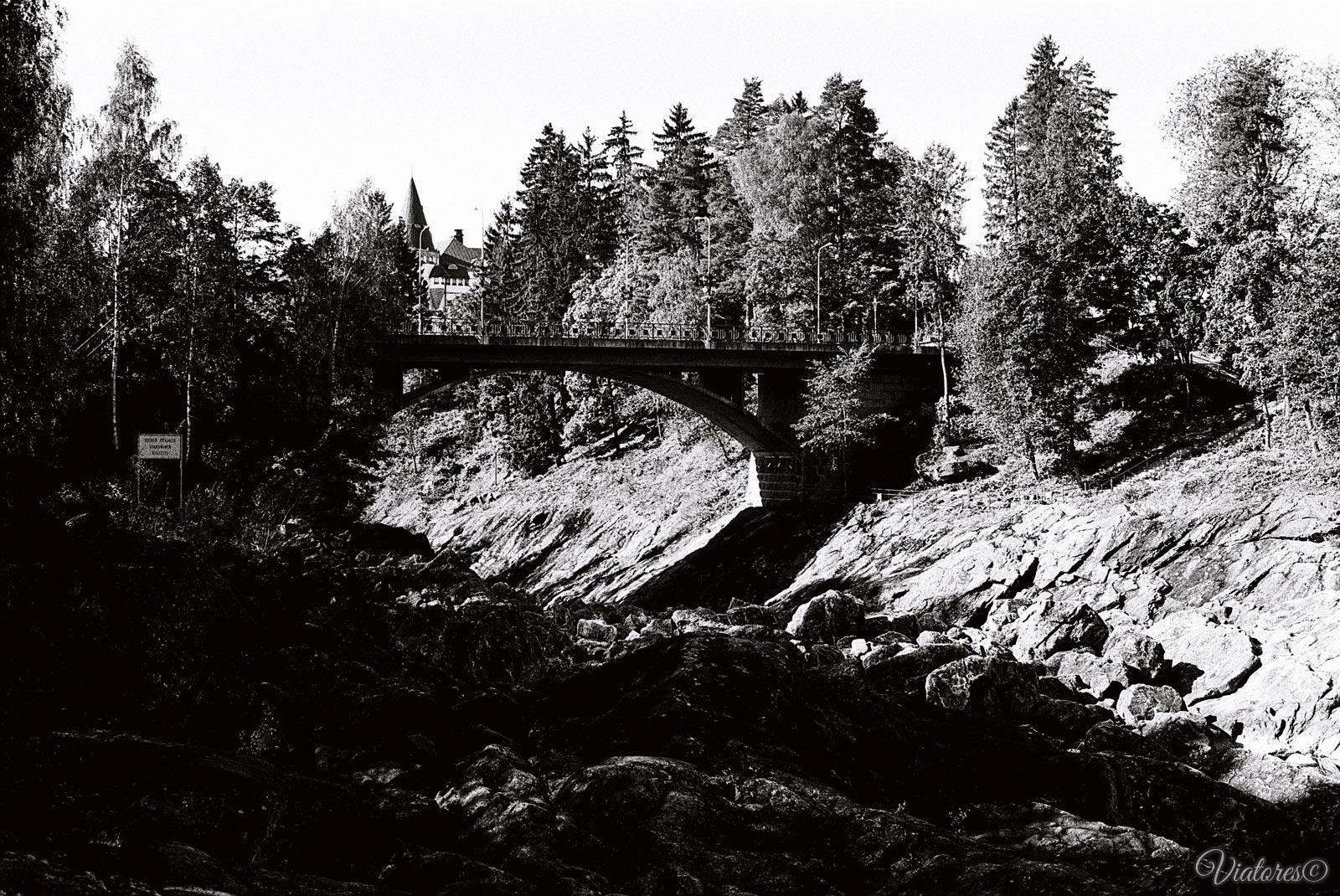 Imatra. Finland
