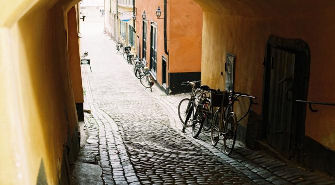 Стокгольм (Швеция). Stockholm (Sweden).2012