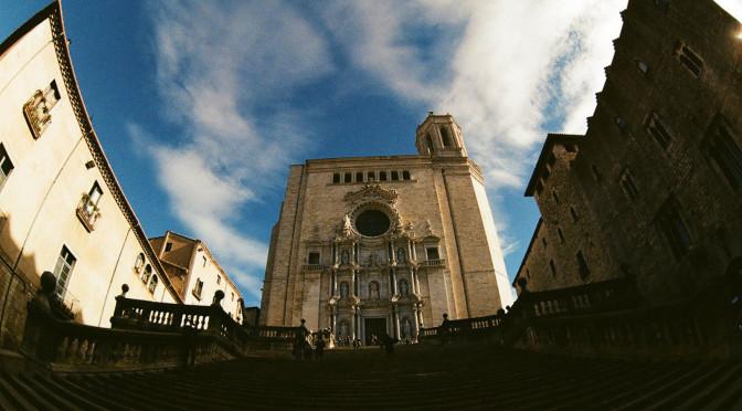 Жирона (Испания). Girona (Spain). 2012