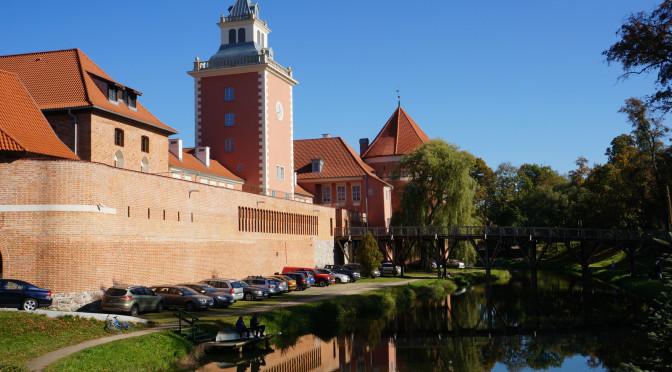 Лидзбарк-Варминьски (Польша). Lidzbark Warminski (Poland). 2013