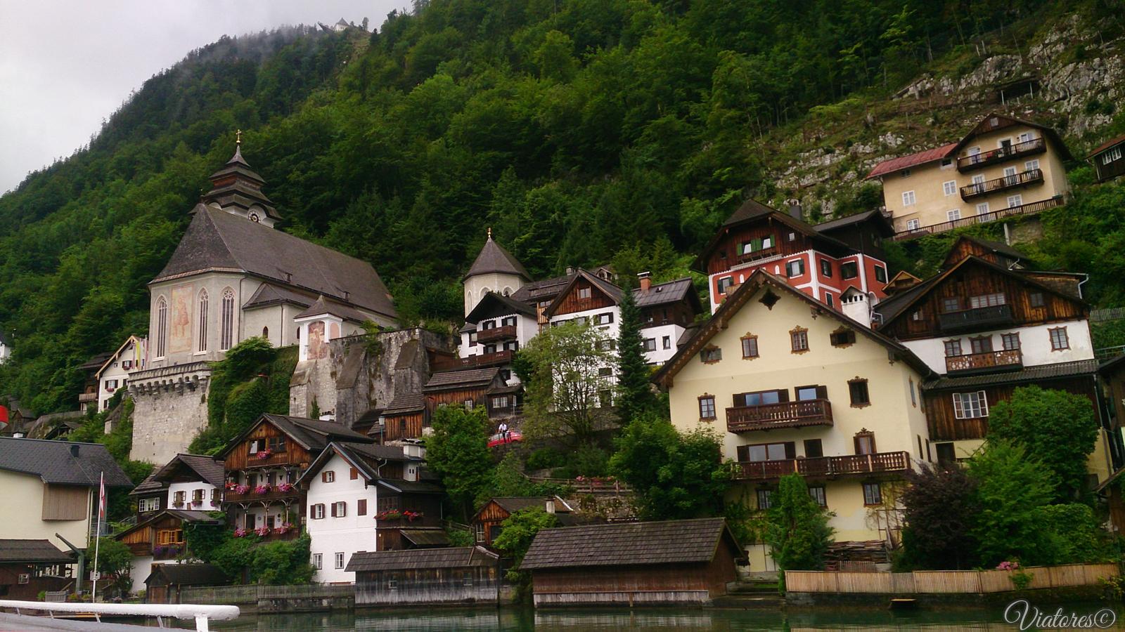 Австрия. Гальшат