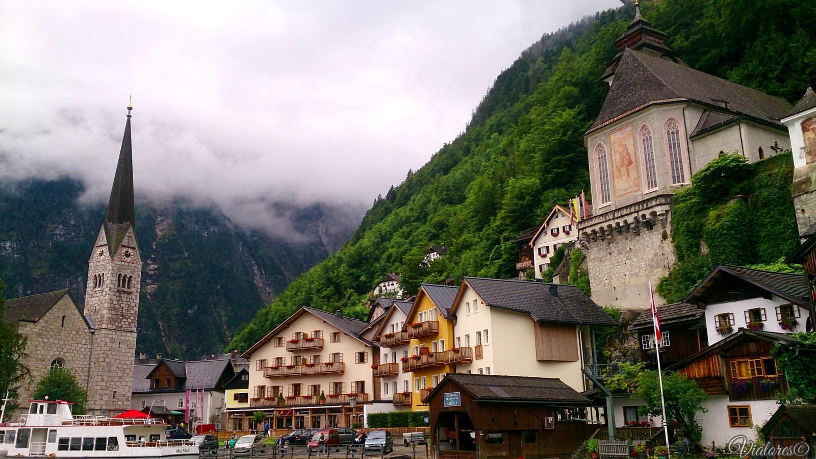 Гальшат. Австрия
