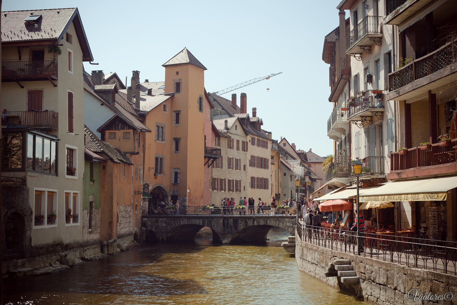 Annecy. France. Анси. Франция