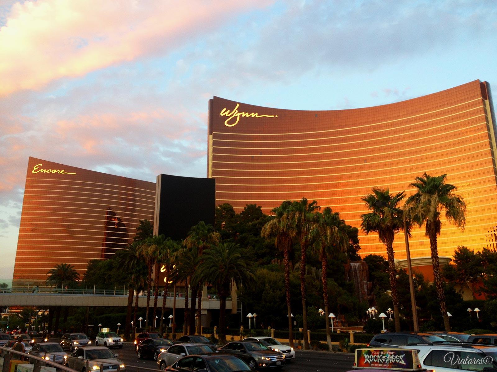 Hotel Wynn. Las Vegas. USA