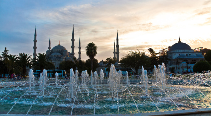 Стамбул (Турция). Istanbul (Turkey). 2014