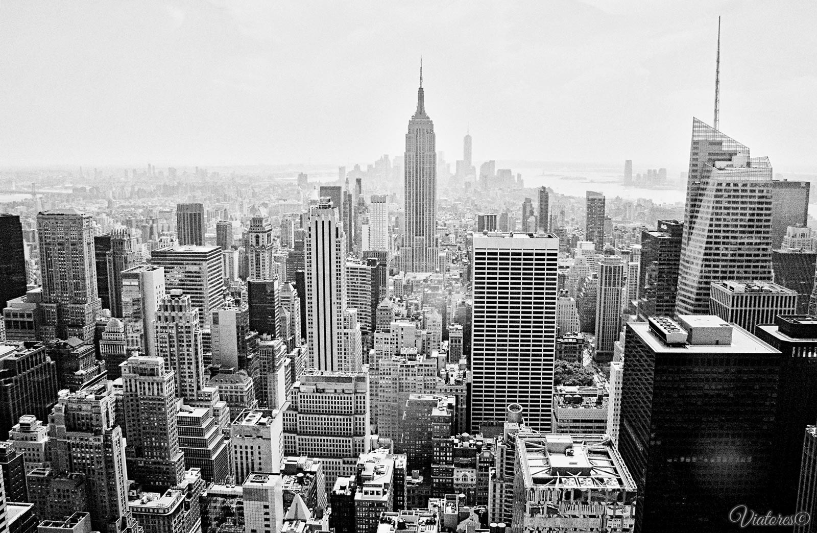 Top of the Rock. New York. USA