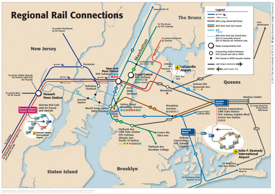 Regional Rail Connection