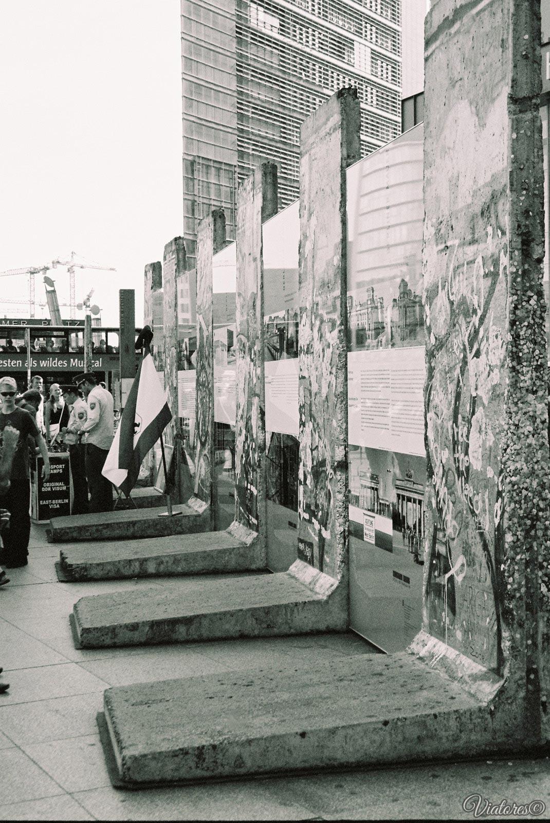 Berliner Mauer. Berlin. Germany