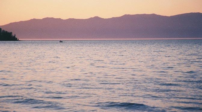 Полуостров Святой Нос. Вид из Села Максимиха
