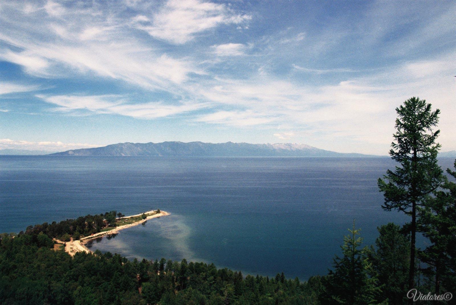 Baikal. Buryatia. Mys Krestovyi