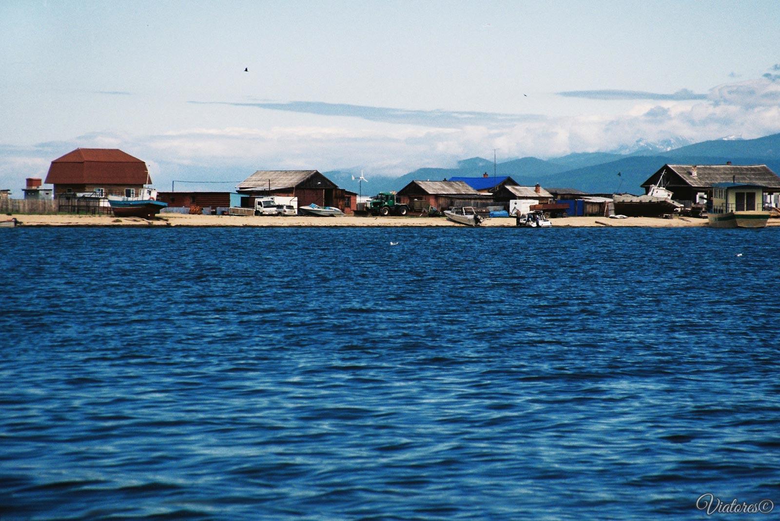 Байкал. Чивыркуйский залив