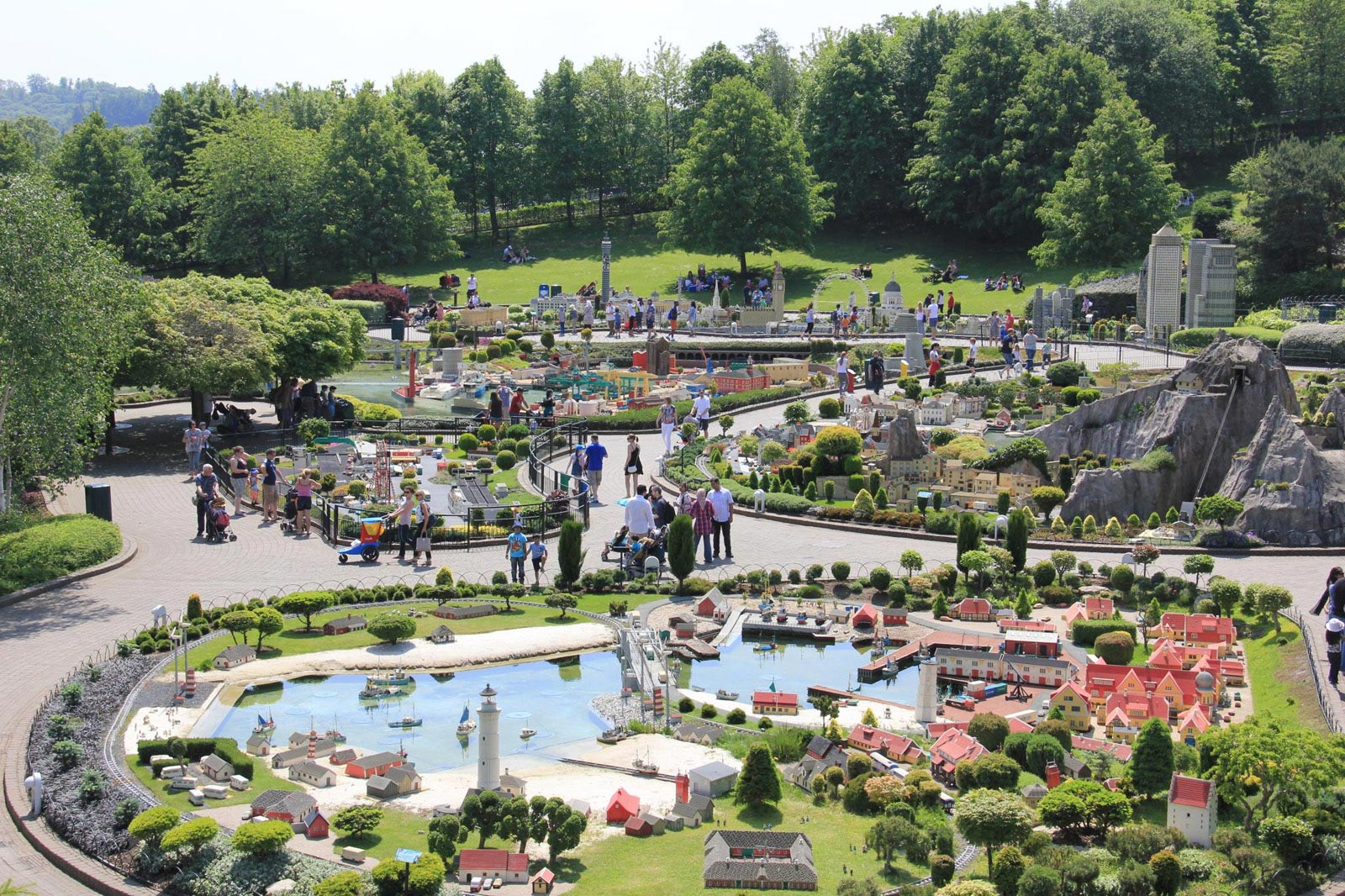 Legoland Windsor Resort. London. England