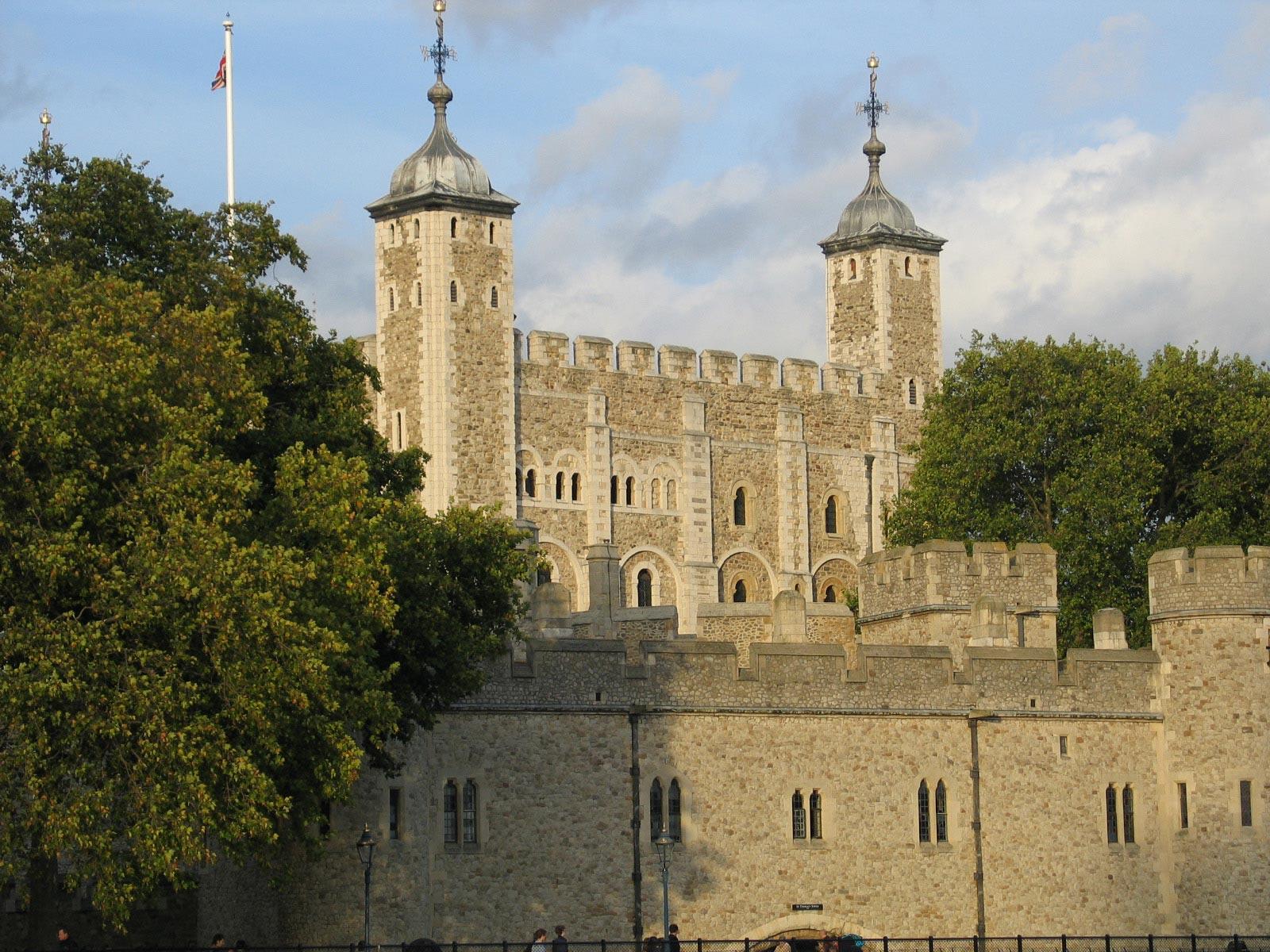 Tower of London. London. England