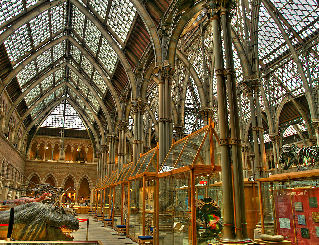 Natural History Museum. London. England