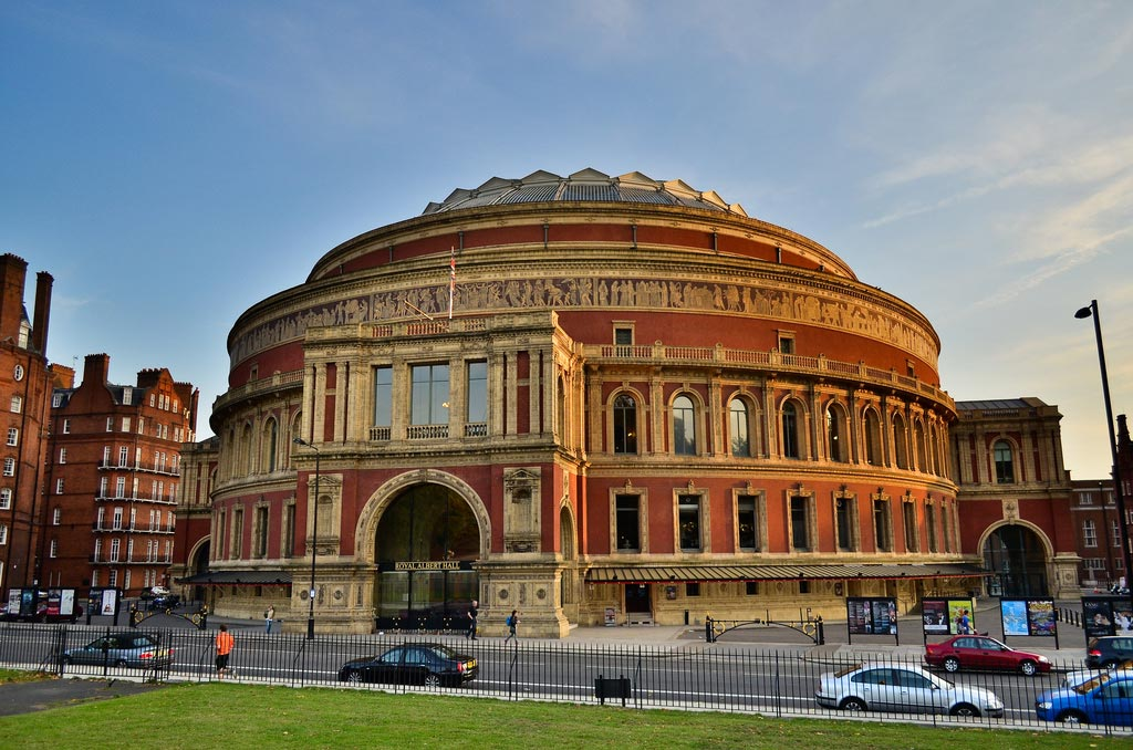 Albert Hall. London. England
