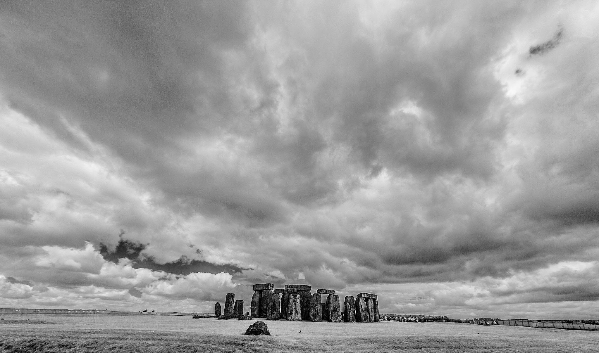 (Stonehenge. London. England