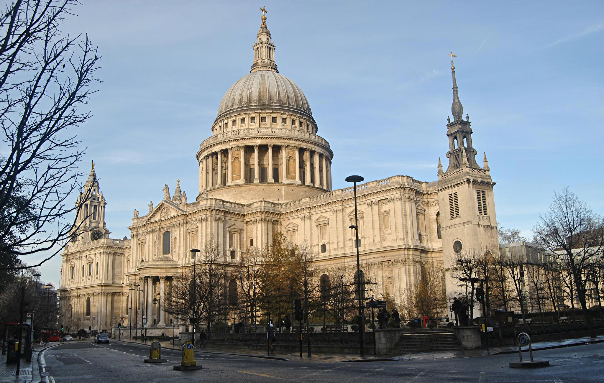 St.Paul's Cathedral. London. England
