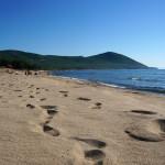 Baikal. Barguzinskii zaliv. Buryatia