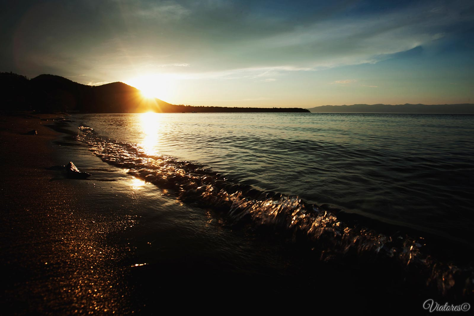 Baikal. Russia