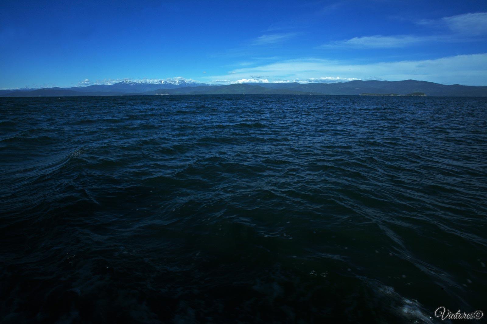 Baikal. Buryatia. Chivyrkuiskii zaliv