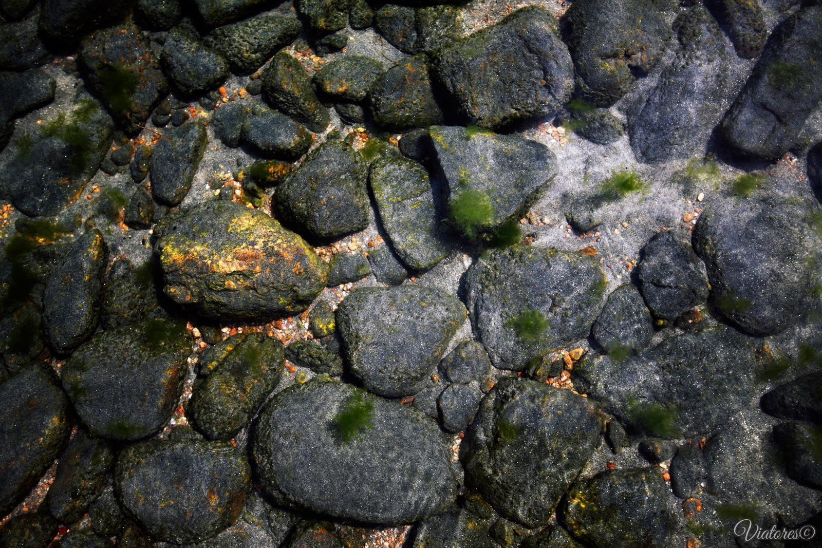 Байкал. Камни. Баргузинский залив