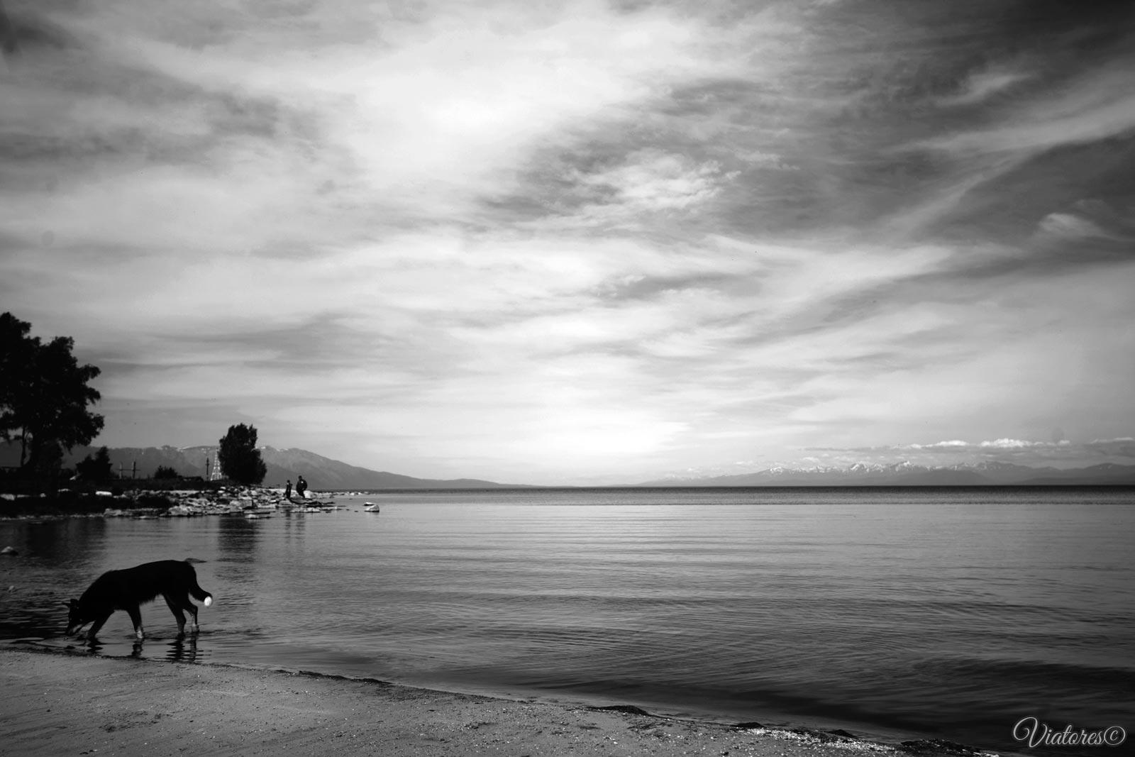 Мыс Крестовый. Баргузинский залив. Байкал