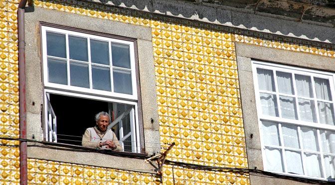 Portugal citizens. Porto. Portugal