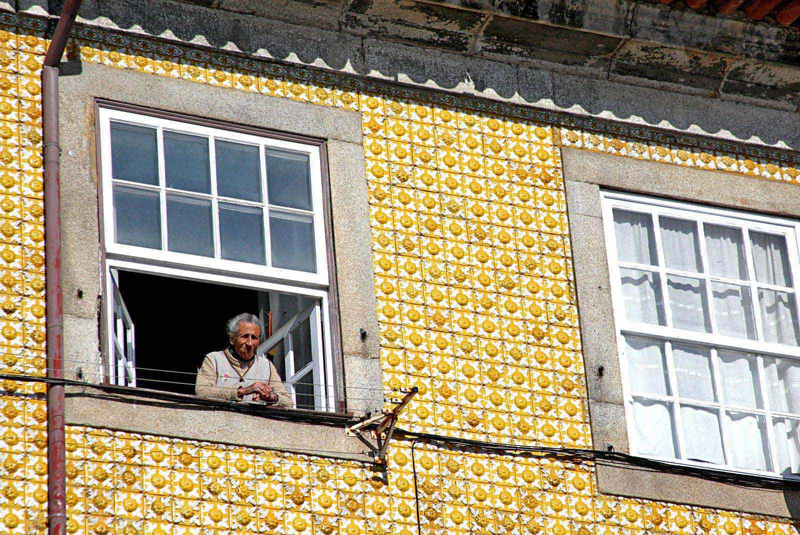Portugal citizens. Porto. Portugal