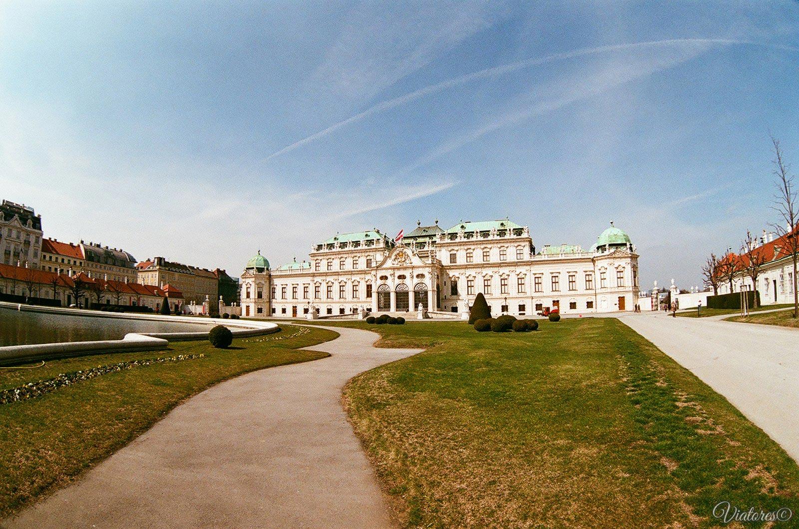 Дворцовый комплекс Бельведер (Belvedere)